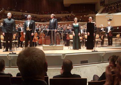 Bach Weihnachtsoratorium, Berliner Philharmonie, Jörg-Peter Weigle